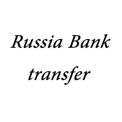 Russia Bank transfer